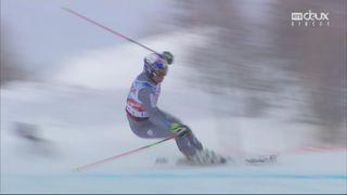 Val d'Isère (FRA), Géant messieurs 2e manche: Alexis Pinturault (FRA) remporte la course [RTS]