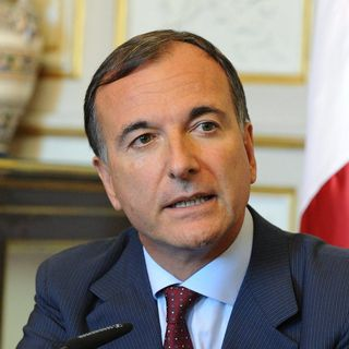 Franco Frattini, ancien ministre des Affaires étrangères italien. [Caroline Blumberg - EPA/Keystone]