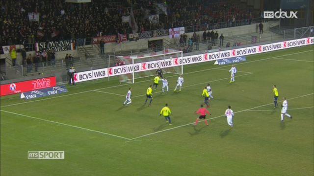 Football - Super League (18e j.): Sion - Thoune (2-3) [RTS]