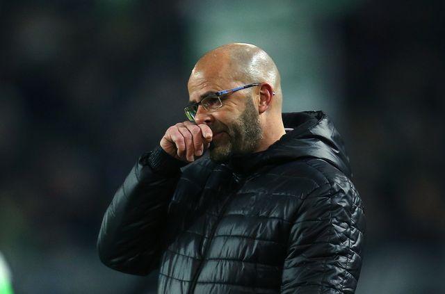 Peter Bosz a payé au prix fort la mauvaise passe que traverse actuellement le Borussia Dortmund. [Ina Fassbender - Keystone]