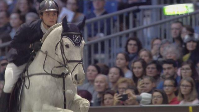 CHI Genève, Grand Chelem: Bryan Balsiger (SUI) [RTS]