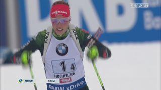 Relais dames 4x6km, Hochfilzen (AUT): victoire de l'Allemagne, les Suissesses terminent 5e [RTS]