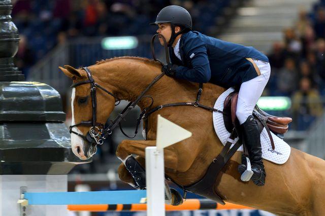 Farrington a fait honneur à son statut de no1 mondial à Genève. [Martial Trezzini - Keystone]