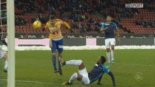 18e journée, Zurich - Lucerne 1-2, hightligts de la victoire lucernoise à Zurich [RTS]