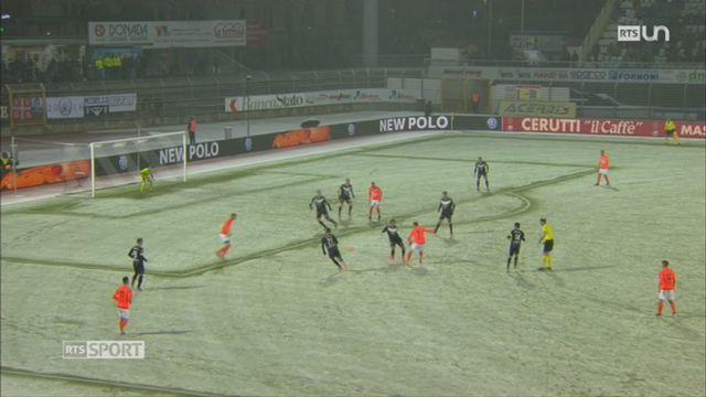 Football - Super League (18e j.): Lugano - Lausanne-Sport (1-2) [RTS]