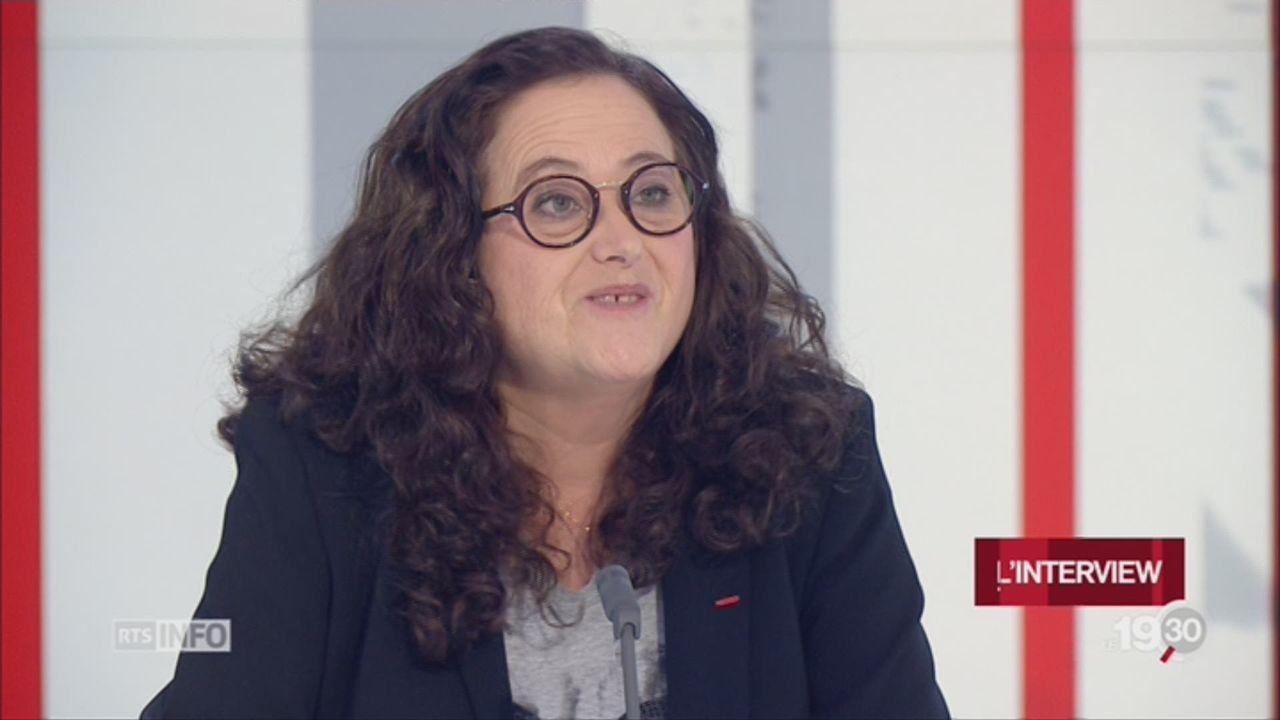 L'interview: Solange Ghernaouti est une experte en cybercriminalité [RTS]