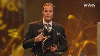 Sports Awards, sportif handicap Suisse de l'année: Marcel Hug [RTS]