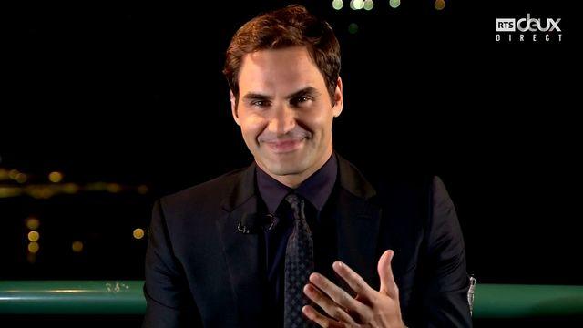 Roger Federer remporte ce titre pour la 7e fois. [RTS - RTS]