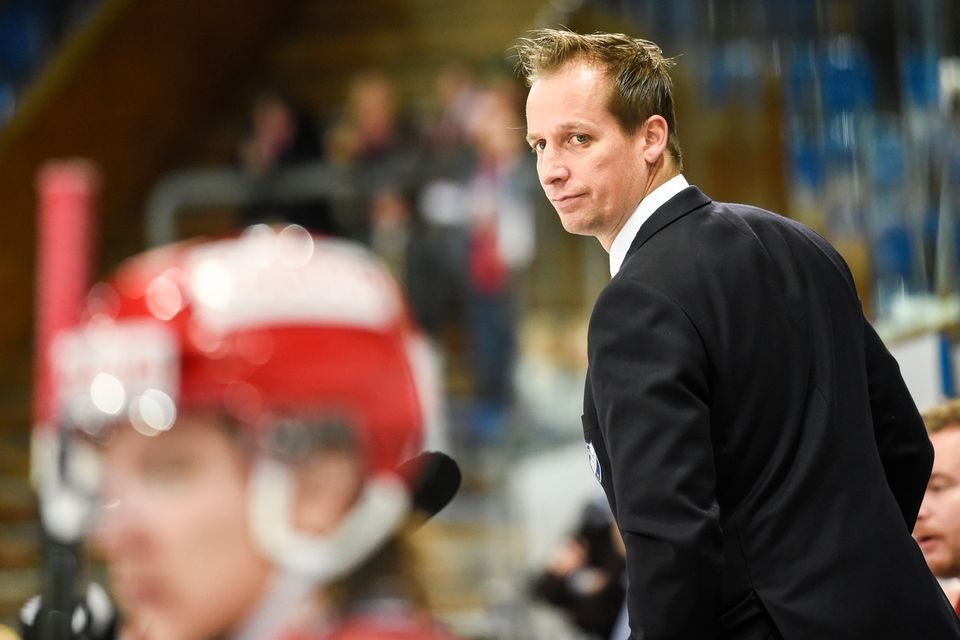 Antti Törmänen prend les rênes du HC Davos. [Gian Ehrenzeller - Keystone]