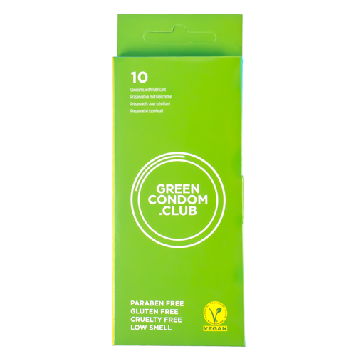 "La jeune start-up genevoise ""The Green Condom Club""."