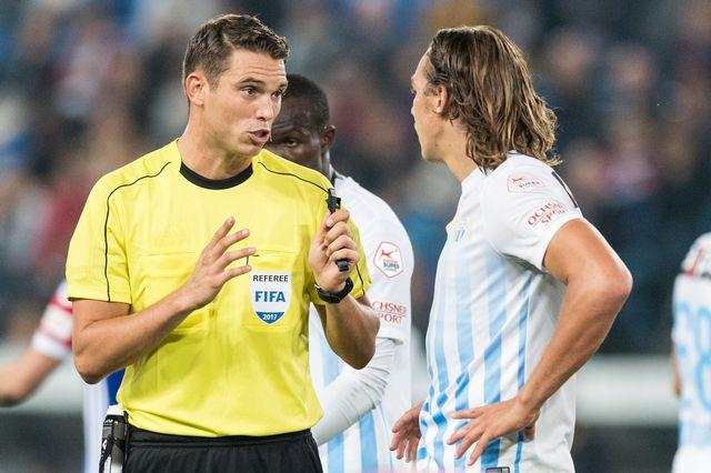 Sandro Schärer (en jaune) et ses confrères voient leur position revalorisée par l'ASF. [Alessandro della Valle - Keystone]
