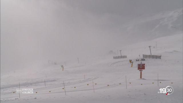 Ecologie: une station de ski mise sur les énergies propres [RTS]