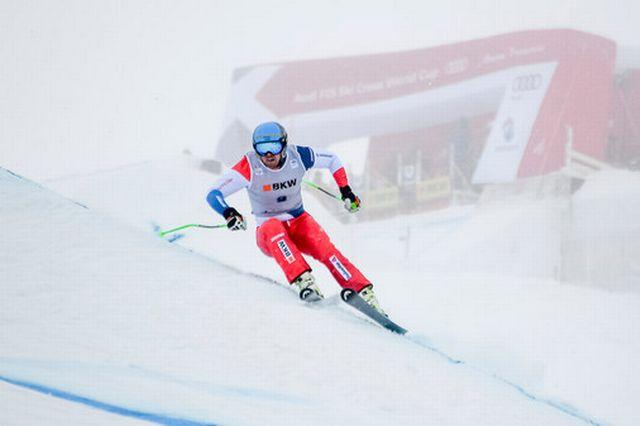 Marc Bischofberger a signé la meilleure performance (4e) des Suisses. [Oliver Lerch - EQ]