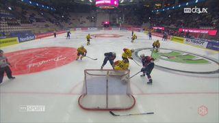 Hockey - Ligue des champions: Vaexjoe - Berne (4-2) [RTS]