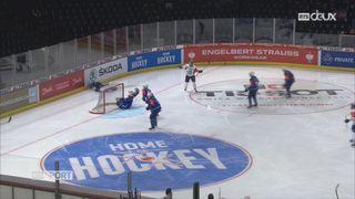 Hockey - Ligue des champions: Zurich - Liberec (0-2 tb) [RTS]