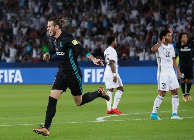 Bale a délivré les Madrilènes. [Hassan Ammar - Keystone]