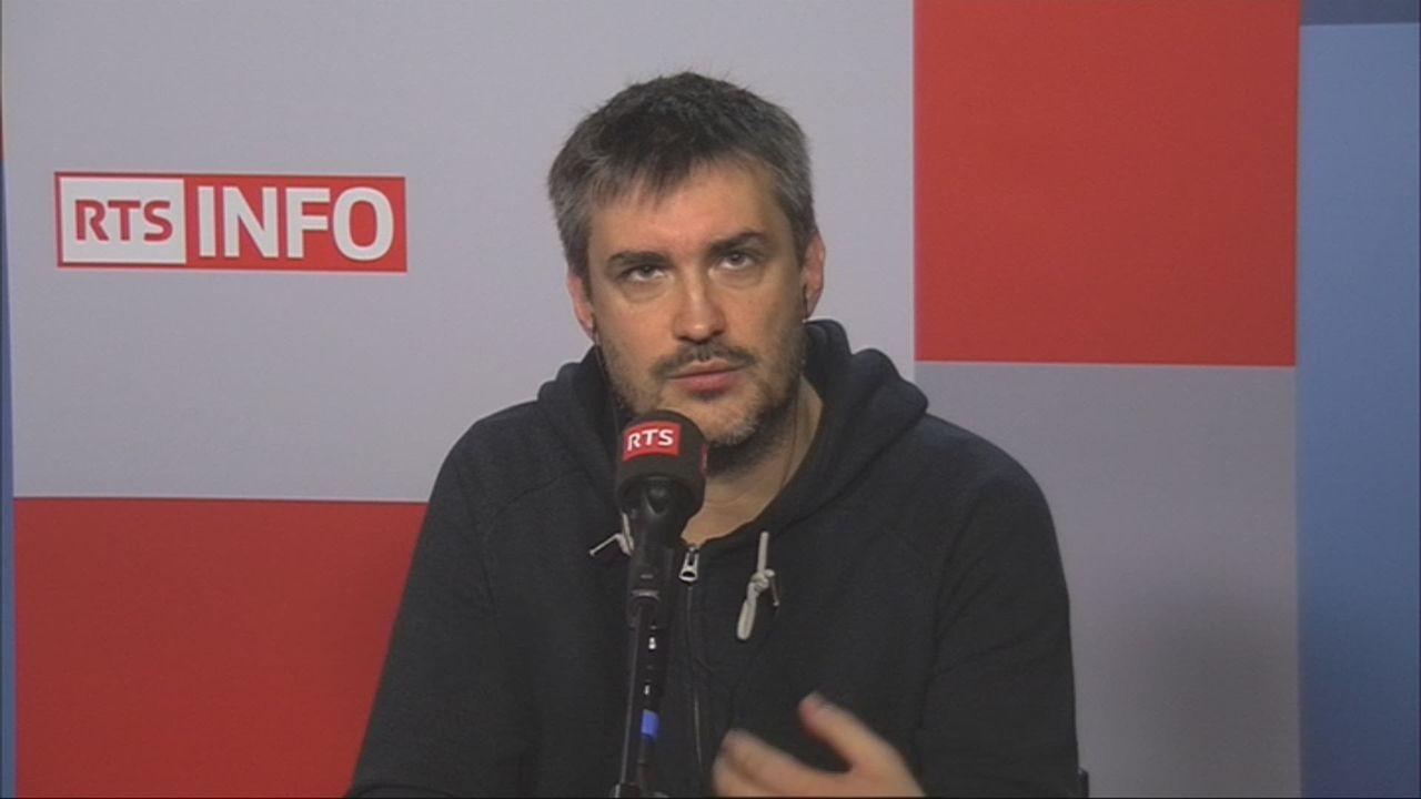 Alexis Roussel (vidéo), co-fondateur de la plateforme de trading de crypto-monnaies bity.com [RTS]