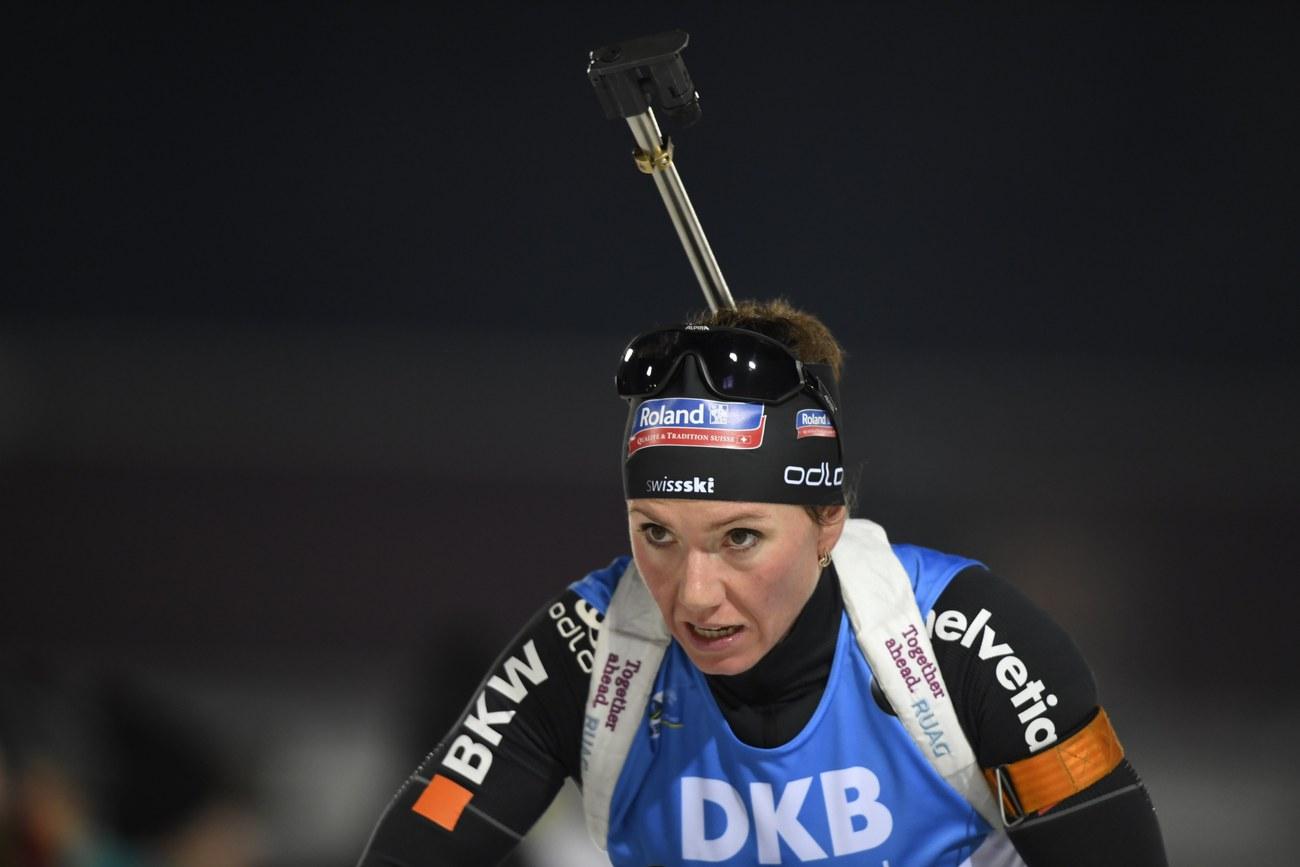 Premier triomphe pour Braisaz sur la mass start du Grand-Bornand — Biathlon