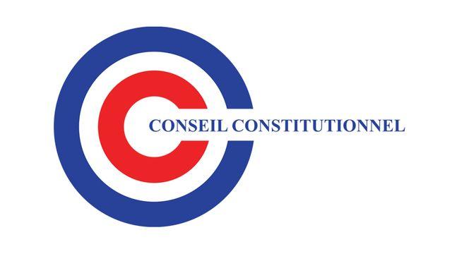 Logo du Conseil constitutionnel français. [Conseil constitutionnel]