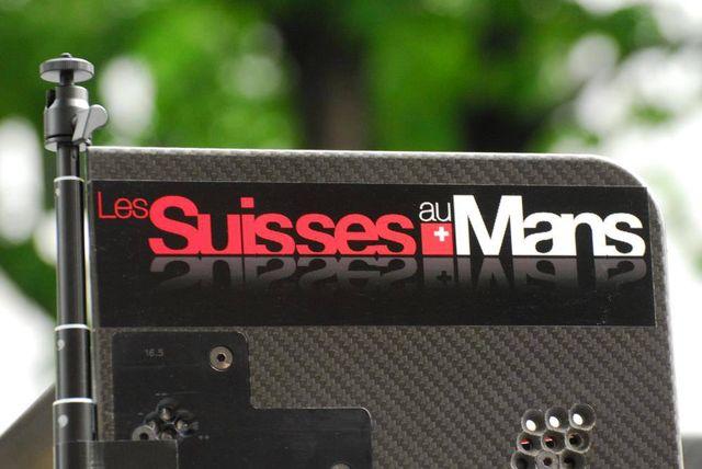 Une exposition réunit 24 prototypes du Mans à Romanel-sur-Lausanne. [facebook.com/LesSuissesAuMansch - facebook.com/LesSuissesAuMansch]