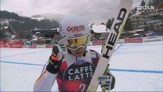 Super-G, Val Gardena (ITA): Josef Ferstl (GER) s'impose [RTS]
