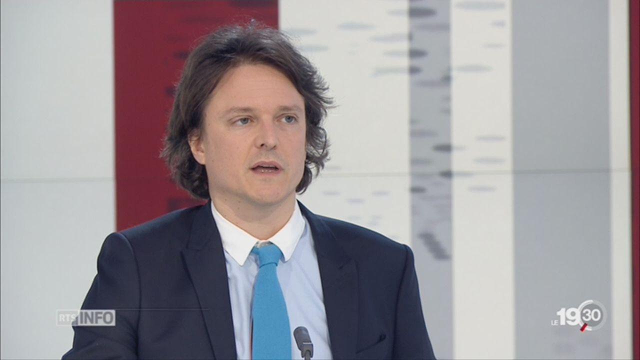 Neutralité du web: l'interview du spécialiste Nicolas Capt [RTS]