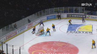Hockey - LNA (31ème j.): Zurich - Davos (3 - 2) [RTS]