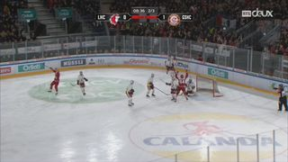 Hockey - LNA (31ème j.): Lausanne - Genève (3 - 5) [RTS]