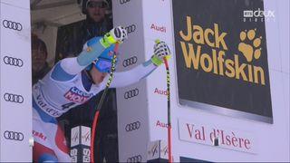 Val d.Isère (FRA), Super G: Joana Haehlen (SUI) [RTS]