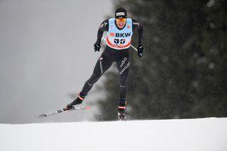 Toni Livers participera en février à ses 4es Jeux olympiques! [Gian Ehrenzeller - Keystone]
