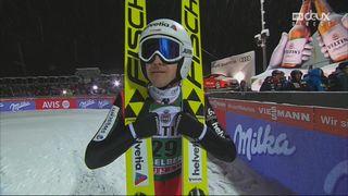Concours individuel: Simon Ammann [RTS]