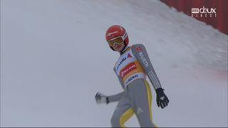 Engelberg, saut à ski: Richard Freitag (GER) s'impose avec un saut à 137.5 mètres [RTS]