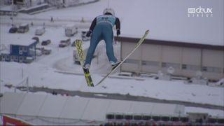 Engelberg, saut à ski: Simon Ammann (SUI) termine 11e avec un saut à 134.5 mètes [RTS]