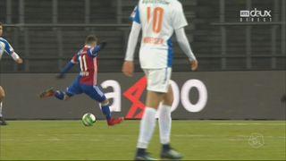 19e journée, GC - Bâle 0-2, 58e Renato Steffen [RTS]