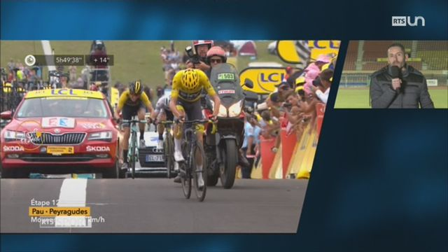 Cyclisme: les soupçons de dopage se multiplient contre Chris Froome [RTS]