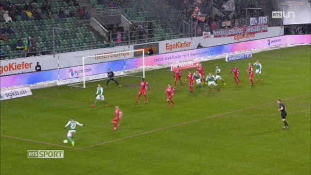 Football - Super League (19e j.): Saint-Gall - Sion (3-2) [RTS]