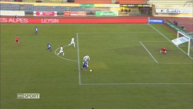 Football - Super League (19e j.): Lausanne - Zurich (5-1) [RTS]