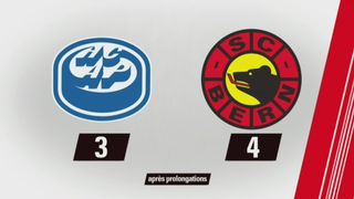 31e journée, Ambri - Berne (3-4): tous les buts de la rencontre [RTS]