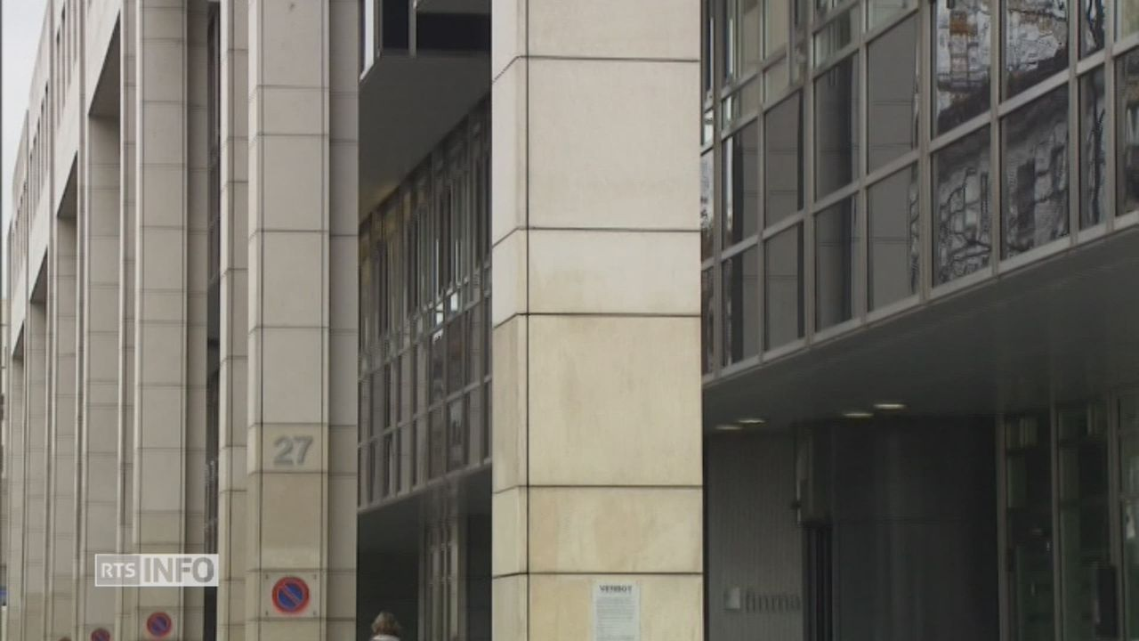 """Julius Baer et le """"Madoff suisse"""" [RTS]"""