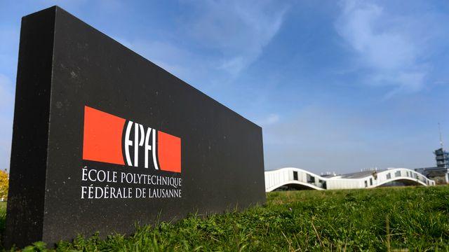 L'Ecole polytechnique fédérale de Lausanne (EPFL). [Laurent Gillieron - Keystone]