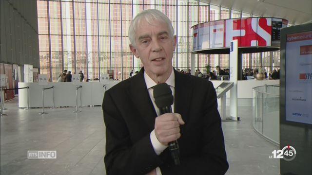 L'EPFL crée un pôle de cybersécurité [RTS]