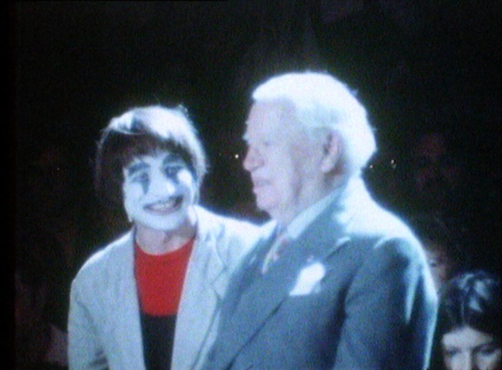 Chaplin au cirque