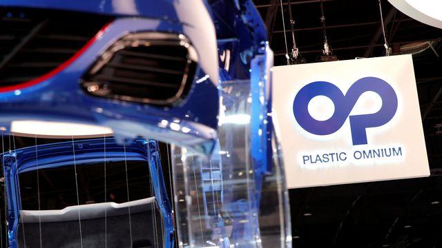 Plastic Omnium est un équipementier automobile français. [Benoît Tessier - Reuters]