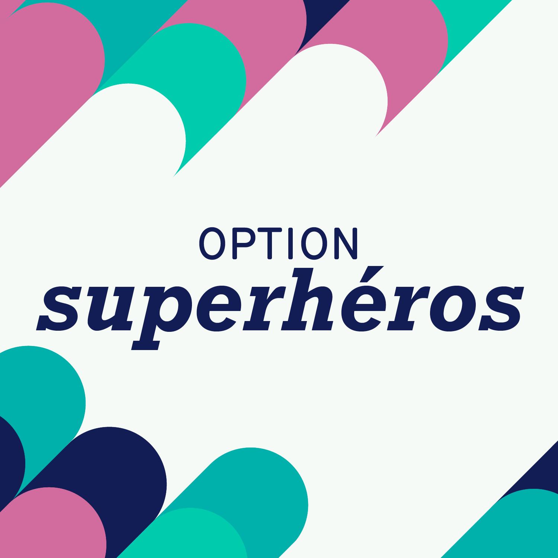 Option Superhéros, les enfants s'expriment sur des expressions et des thèmes. [DR - DR]