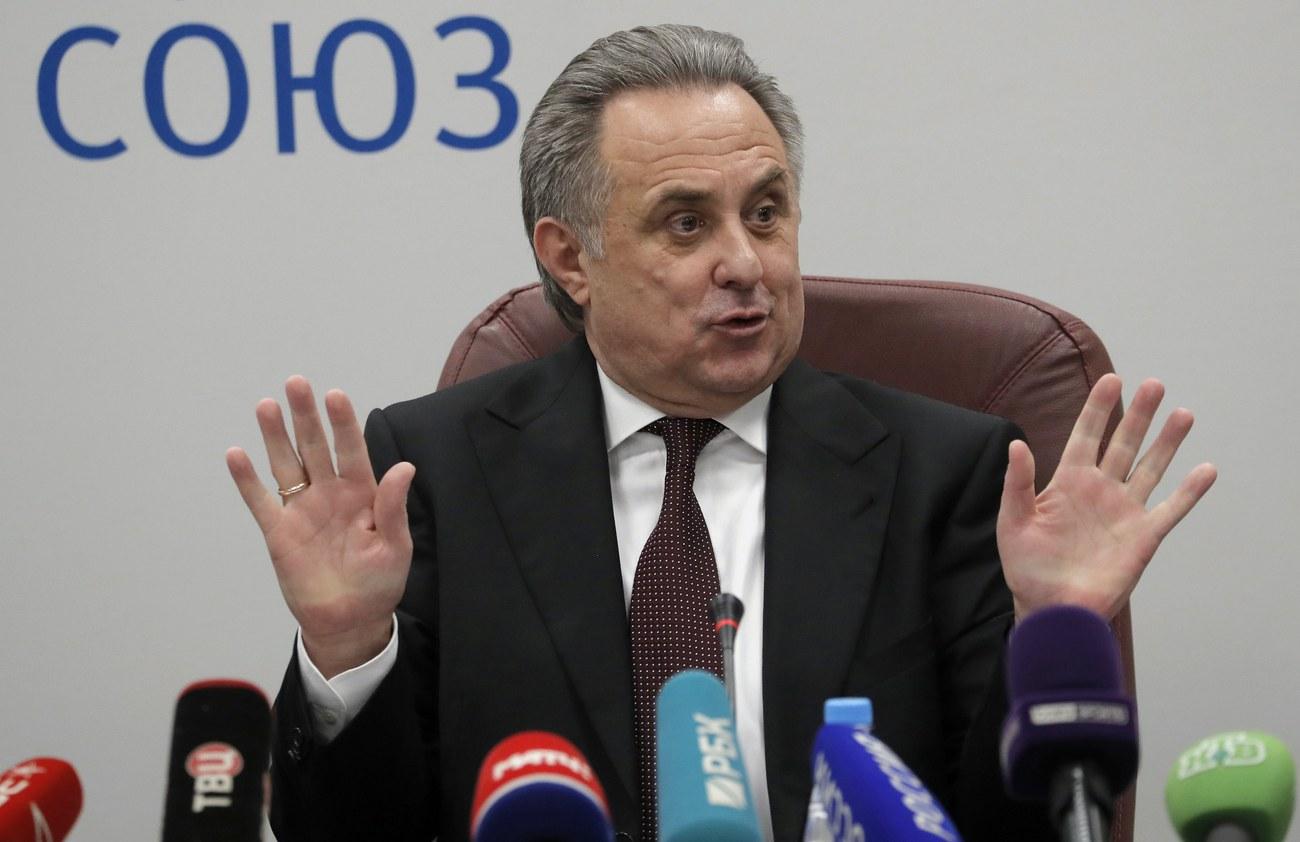 Vitali Moutko suspend ses fonctions pour se défendre — Dopage