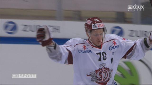 Groupe Torriani, Team Suisse – Dinamo Riga (3-1): 30e Indarsis [RTS]