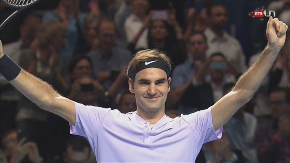 L'année Federer [RTS]