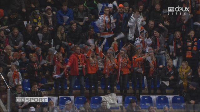 Groupe Torriani, HPK – Dinamo Riga (1-1): 8e Turunen [RTS]