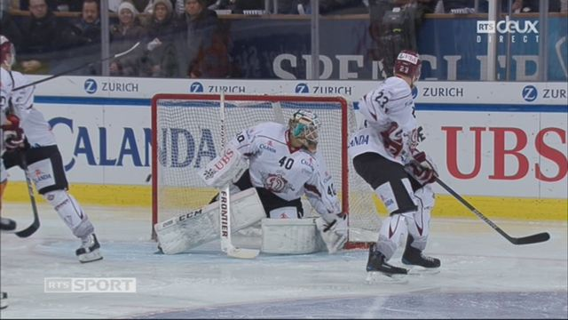 Groupe Torriani, HPK – Dinamo Riga (2-2): 42e Lehtivuori [RTS]