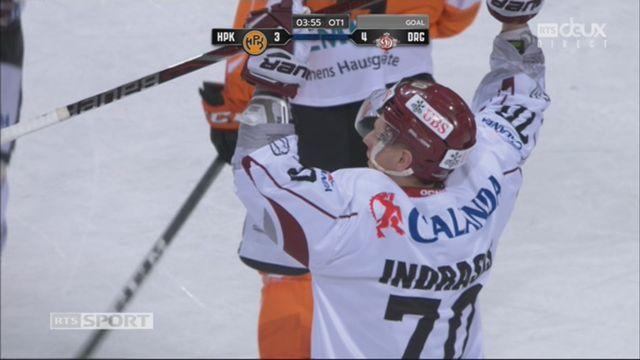 Groupe Torriani, HPK – Dinamo Riga (3-4): 62e Indrasis [RTS]